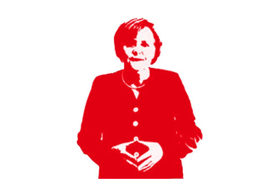 Enthüllt: Merkel liebt gepfefferte Argumente